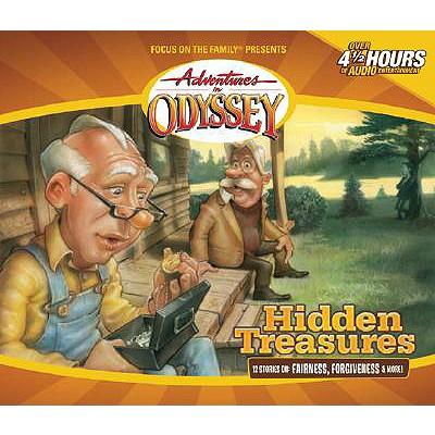 Image for Vol 32 Hidden Treasures The Adventures in Odyssey