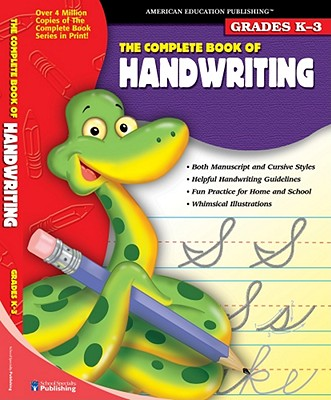 Image for The Complete Book of Handwriting