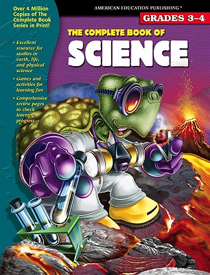 Image for The Complete Book of Science, Grades 3-4