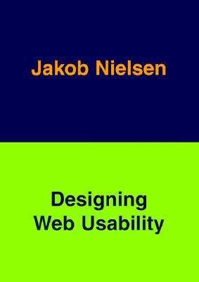 Image for Designing Web Usability : The Practice of Simplicity