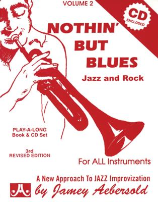 Image for Jazz and Rock: Nothing But Blues Volume 2 of a New