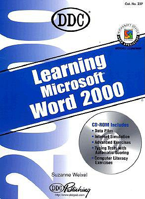 Image for Learning Microsoft Word 2000 (Office 2000 Learning Series)