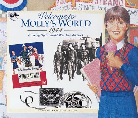 Image for WELCOME TO MOLLY'S WORLD 1944