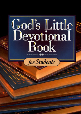 Image for God's Little Devotional for Students (God's Little Devotional Book Series)