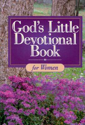 Image for God's Little Devotional Book for Women (God's Little Devotional Bks.)