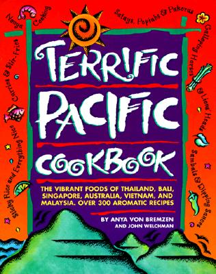 Image for TERRIFIC PACIFIC COOKBOOK
