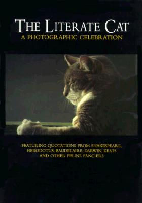 Image for LITERATE CAT : A PHOTOGRAPHIC CELEBRATIO