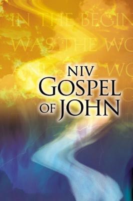 """Image for """"NIV Gospel of John, Paperback"""""""