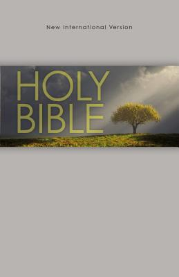 Image for Bible NIV Outreach Bible Tree Design Sc