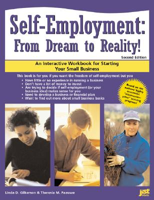 Image for Self-Employment: From Dream to Reality!: An Interactive Workbook for Starting Your Small Business