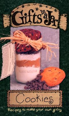 Image for COOKIES IN A JAR RECIPES TO MAKE YOUR OWN GIFTS