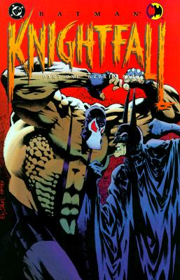 Image for Batman: Knightfall Part One: Broken Bat