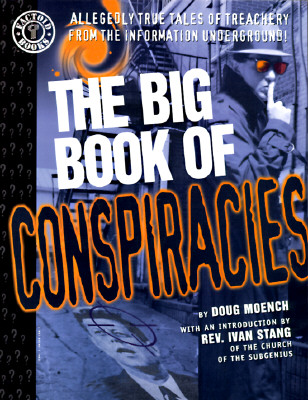 Image for Big Book of Conspiracies (Factoid Books)