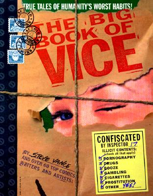 Big Book of Vice, Vance, Steve