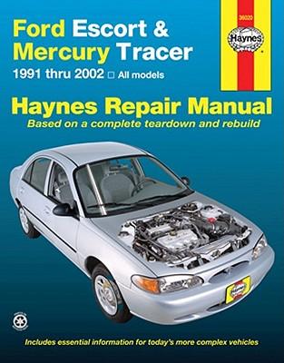 Image for Ford Escort & Mercury Tracer (91-02) Haynes Repair Manual