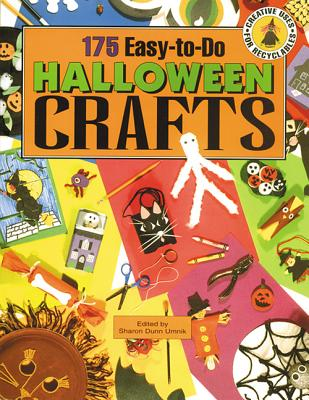 Image for 175 EASY-TO-DO HALLOWEEN CRAFTS