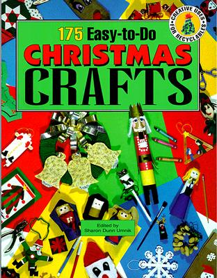 Image for 175 Easy-to-Do Christmas Crafts