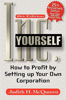 Image for Inc Yourself, 10th Edition