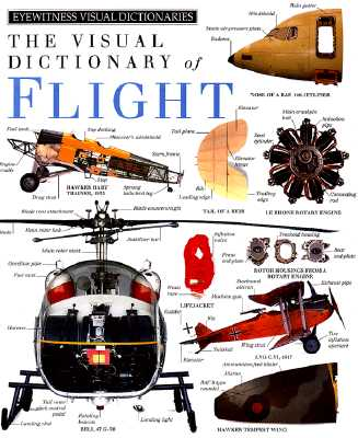 Image for VISUAL DICTIONARY OF FLIGHT