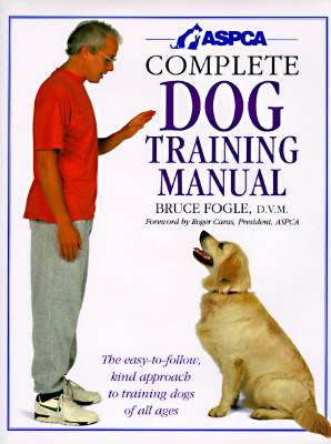 Image for COMPLETE DOG TRAINING MANUAL