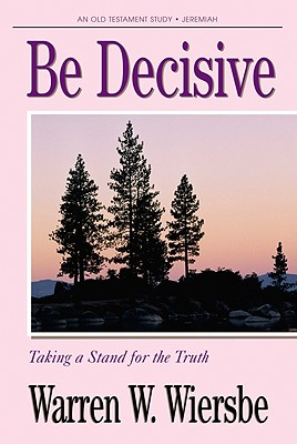 Image for Be Decisive