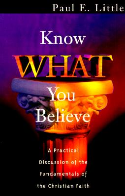 Image for Know What You Believe