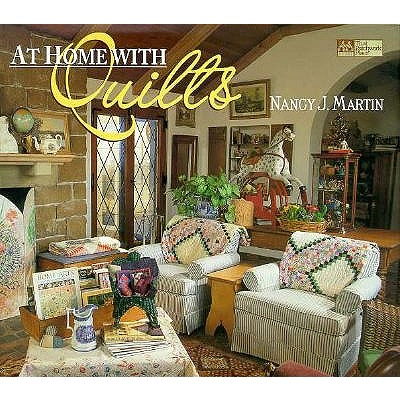 Image for At Home With Quilts