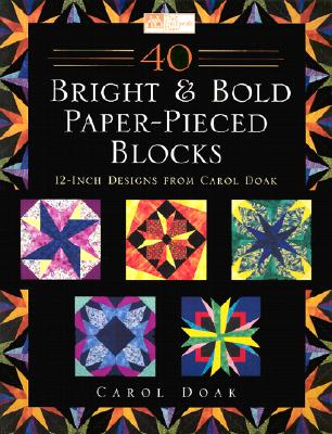 Image for 40 Bright & Bold Paperpieced Blocks