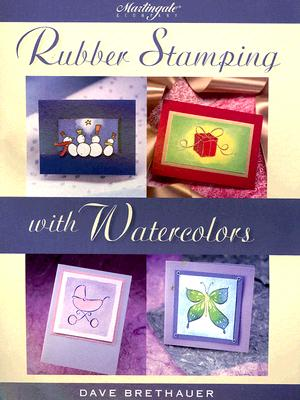 Image for Rubberstamping With Watercolors