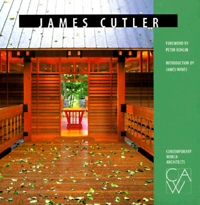 Image for James Cutler (Contemporary World Architects)