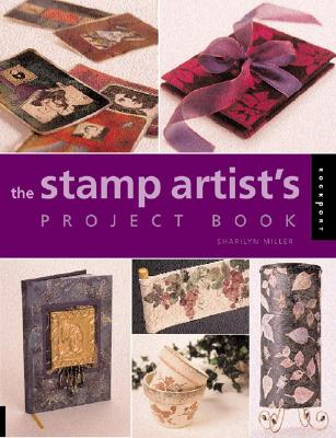 Image for STAMP ARTIST'S PROJECT BOOK