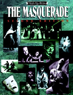 Image for *OP Masquerade 2nd Ed. (Mind's Eye Theatre)