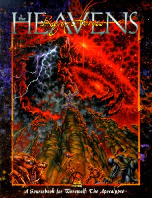 Image for Rage Across the Heavens (Werewolf The Apocalypse)