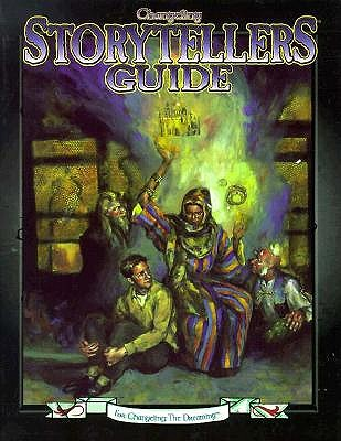 Image for Changeling Storytellers Guide *OP