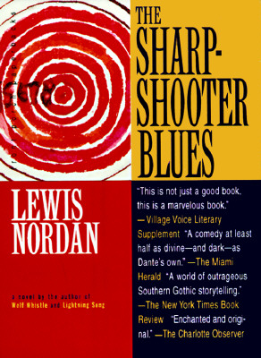 Image for The Sharpshooter Blues (Front Porch Paperbacks)