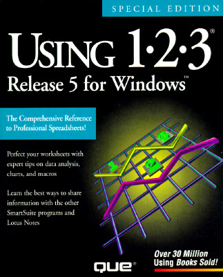 Image for Using 1-2-3 Release 5 for Windows (Using ... (Que))