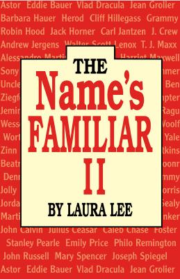 Image for NAME'S FAMILIAR II