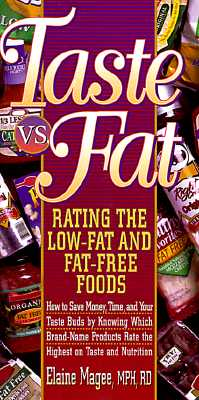 Image for TASTE VS FAT