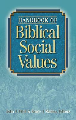 Image for Handbook of Biblical Social Values