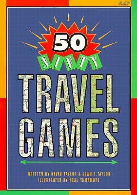 Image for Fifty Nifty Travel Games