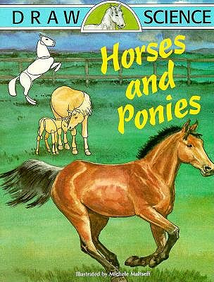 Image for Draw Science: Horses and Ponies