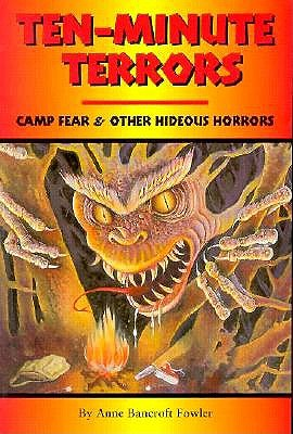 Image for Ten-Minute Terrors: A Collection of Scary Stories