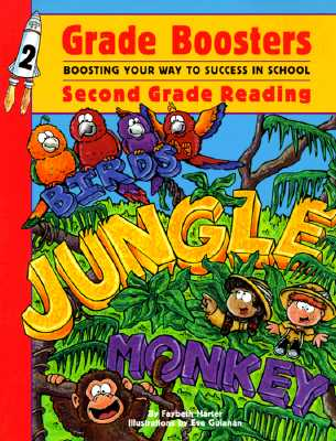 Image for Grade Boosters - Boosting Your Way to Success in School - Second Grade Reading