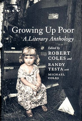 Image for GROWING UP POOR: A LITERARY ANTHOLOGY
