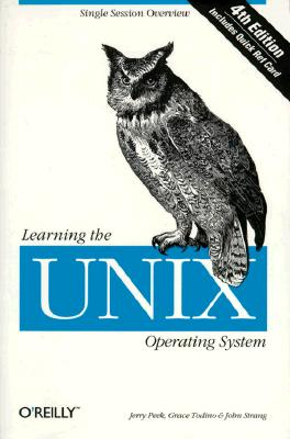 Image for Learning the UNIX Operating System (In a Nutshell)