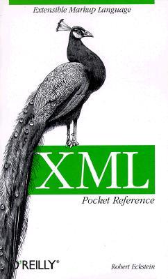 Image for XML Pocket Reference: Extensible Markup Language