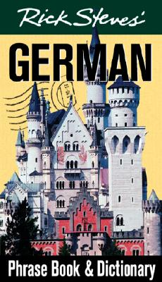 Image for Rick Steves' German Phrase Book and Dictionary