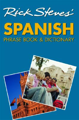 Image for Rick Steves' Spanish Phrase Book and Dictionary