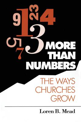 Image for More Than Numbers: The Way Churches Grow