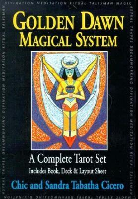 Image for Golden Dawn Magical System: A Complete Tarot Set